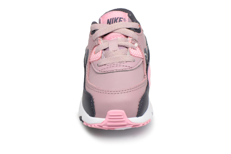 Sneakers Nike AIR MAX 90 LE (TD) Roze model