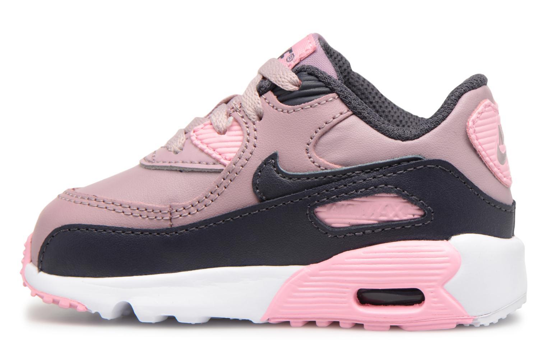 Sneakers Nike AIR MAX 90 LE (TD) Roze voorkant