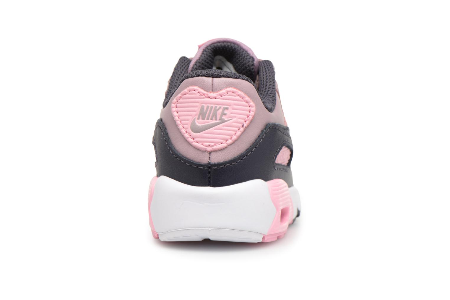 Sneakers Nike AIR MAX 90 LE (TD) Roze rechts