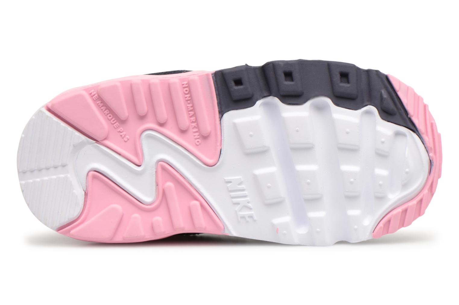 Sneakers Nike AIR MAX 90 LE (TD) Roze boven