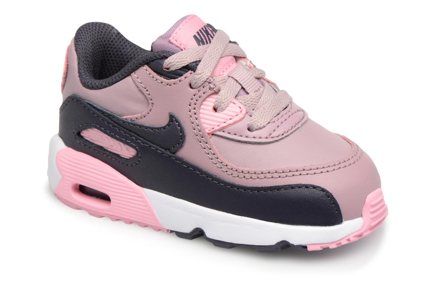 Sneakers Nike AIR MAX 90 LE (TD) Roze detail