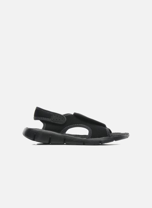 Sandalias Nike SUNRAY ADJUST 4 (GSPS) Negro vistra trasera