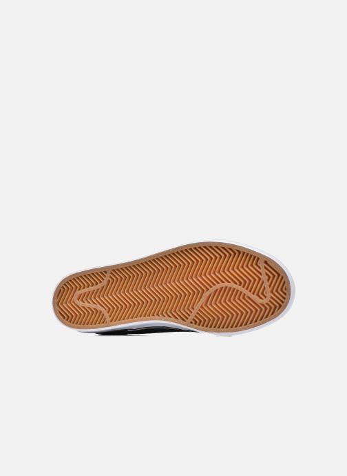 Sneaker Nike Stefan Janoski (GS) schwarz ansicht von oben