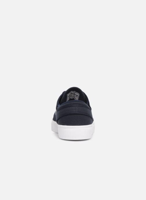 Sneaker Nike Stefan Janoski (GS) blau ansicht von rechts