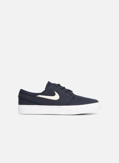Sneakers Nike Stefan Janoski (GS) Blå bild från baksidan