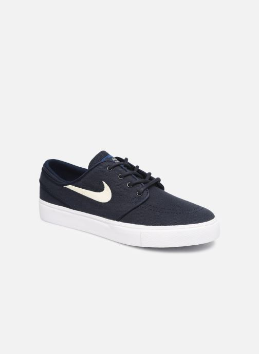 Sneakers Nike Stefan Janoski (GS) Blå detaljerad bild på paret