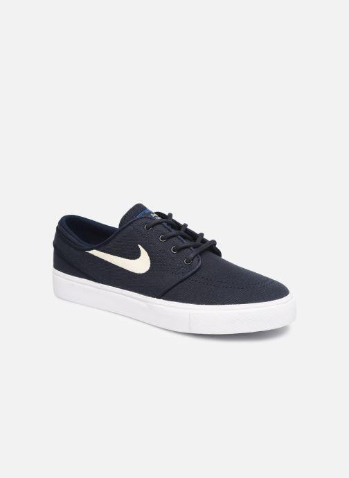 770656f36b0 Sneakers Nike Stefan Janoski (GS) Blå detaljeret billede af skoene
