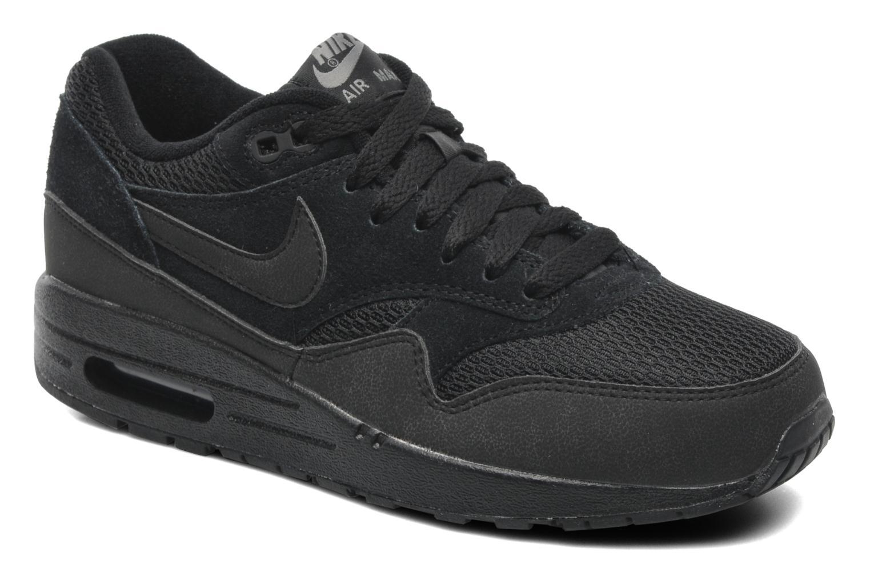 Nike Wmns Air Air Air Max 1 Essential (Noir) Baskets chez Sarenza (207455) d835d4