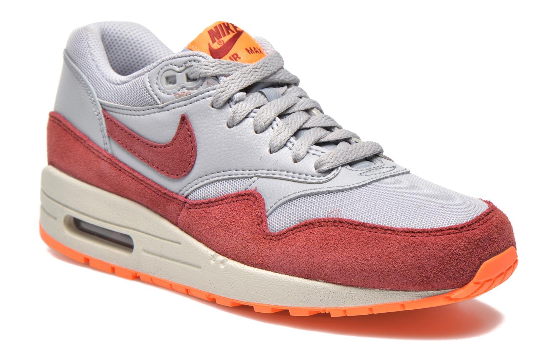 online store 35414 d381d ... greece sneaker nike wmns air max 1 essential grau detaillierte ansicht  modell ab439 6f351