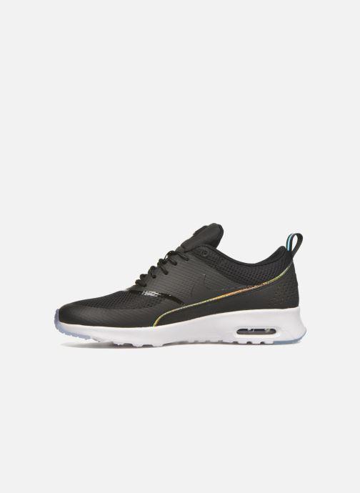 Sneakers Nike Wmns Nike Air Max Thea Prm Zwart voorkant