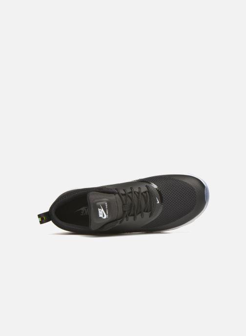 Sneaker Nike Wmns Nike Air Max Thea Prm schwarz ansicht von links