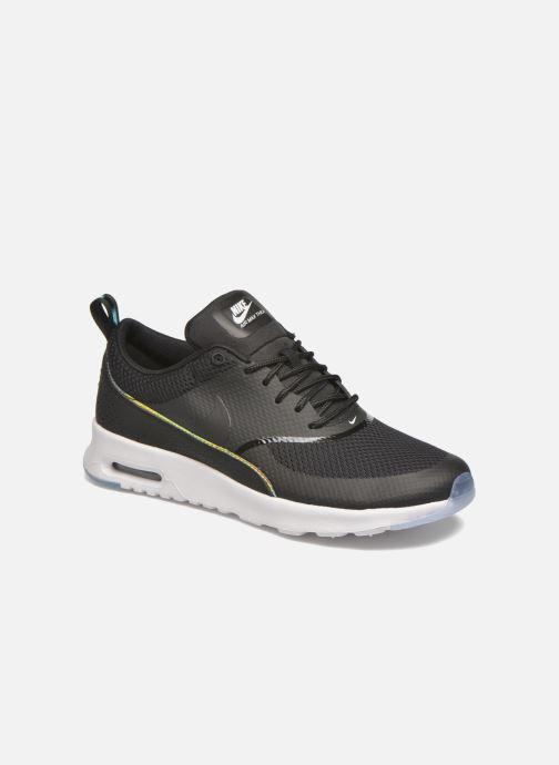 Sneaker Nike Wmns Nike Air Max Thea Prm schwarz detaillierte ansicht/modell