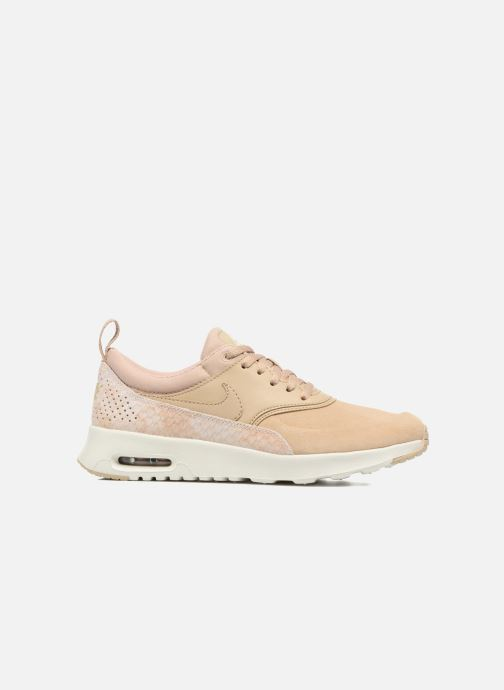 sale retailer 784c2 2df57 Trainers Nike Wmns Nike Air Max Thea Prm Beige back view