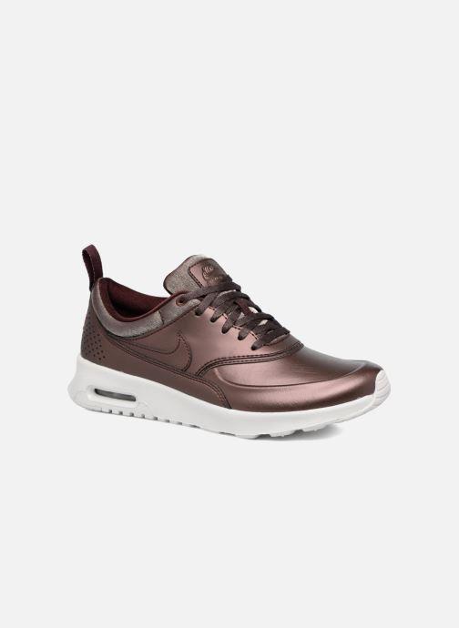 Air Max Thea Premium Leather Air Max Thea Purple Nike Thea