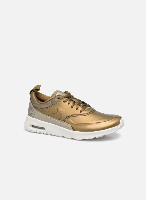 Nike Wmns Nike Air Max Thea Prm (Beige) Sneakers på