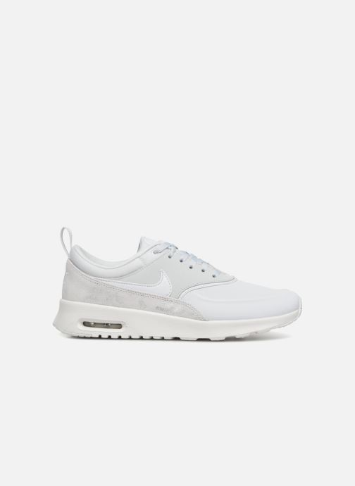 Sneakers Nike Wmns Nike Air Max Thea Prm Wit achterkant