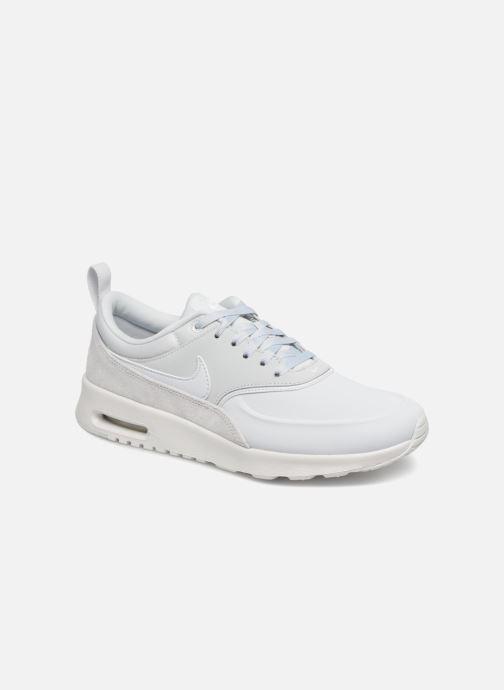 Sneaker Nike Wmns Nike Air Max Thea Prm weiß detaillierte ansicht/modell