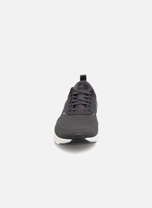 Sneaker Nike Wmns Nike Air Max Thea Prm grau schuhe getragen