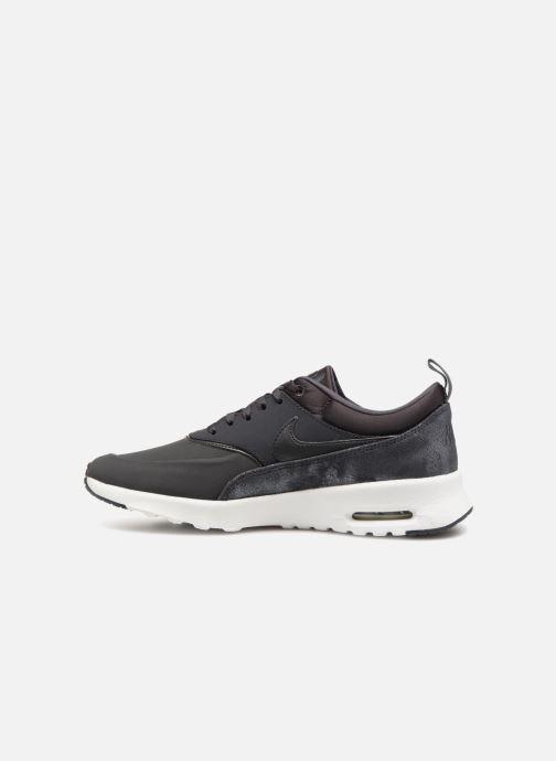 Sneaker Nike Wmns Nike Air Max Thea Prm grau ansicht von vorne