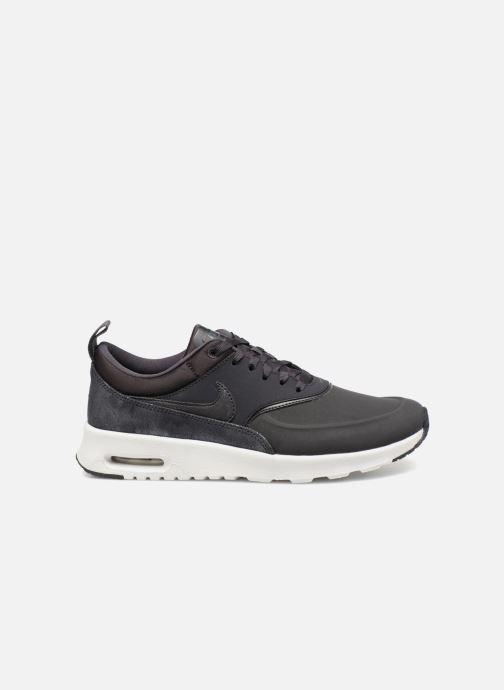 Sneaker Nike Wmns Nike Air Max Thea Prm grau ansicht von hinten