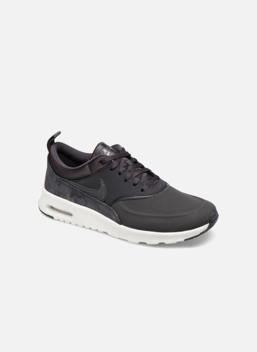 Sneaker Nike Wmns Nike Air Max Thea Prm grau detaillierte ansicht/modell
