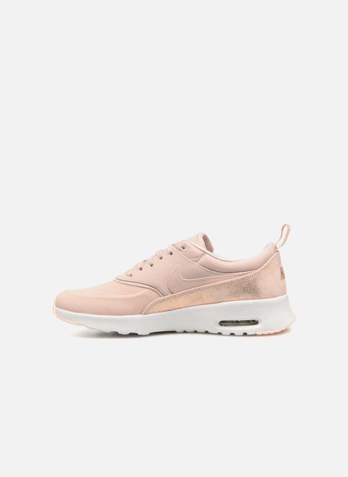 Sneaker Nike Wmns Nike Air Max Thea Prm rosa ansicht von vorne