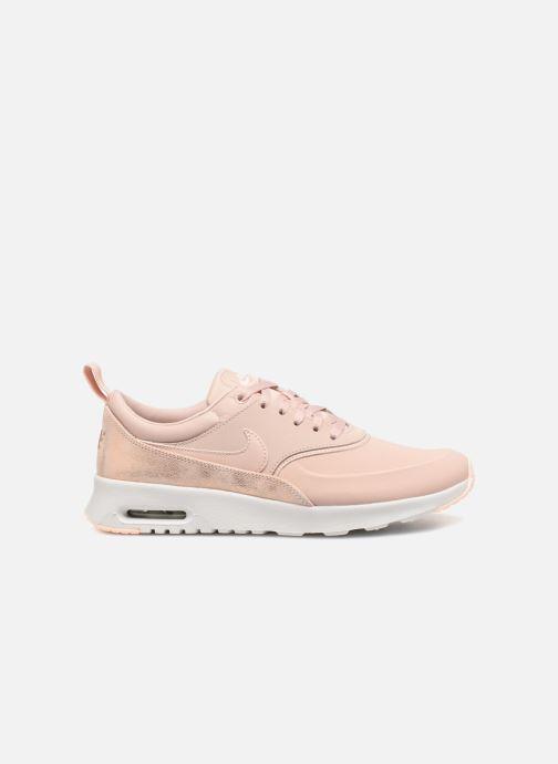 Sneaker Nike Wmns Nike Air Max Thea Prm rosa ansicht von hinten