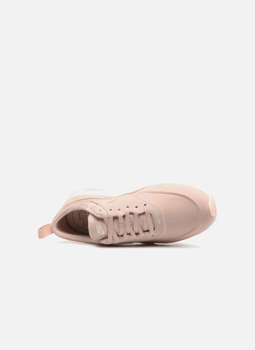 Sneaker Nike Wmns Nike Air Max Thea Prm rosa ansicht von links