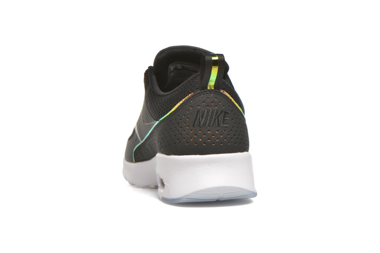 Baskets Nike Wmns Nike Air Max Thea Prm Noir vue droite