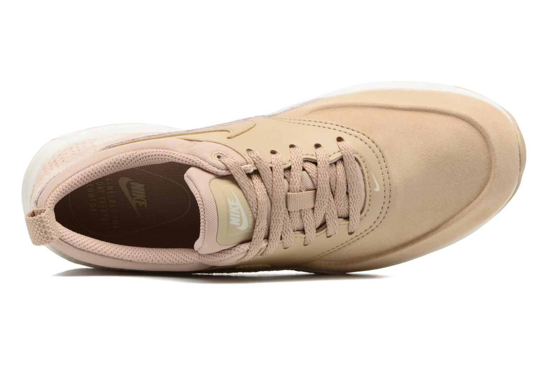 Baskets Nike Wmns Nike Air Max Thea Prm Beige vue gauche