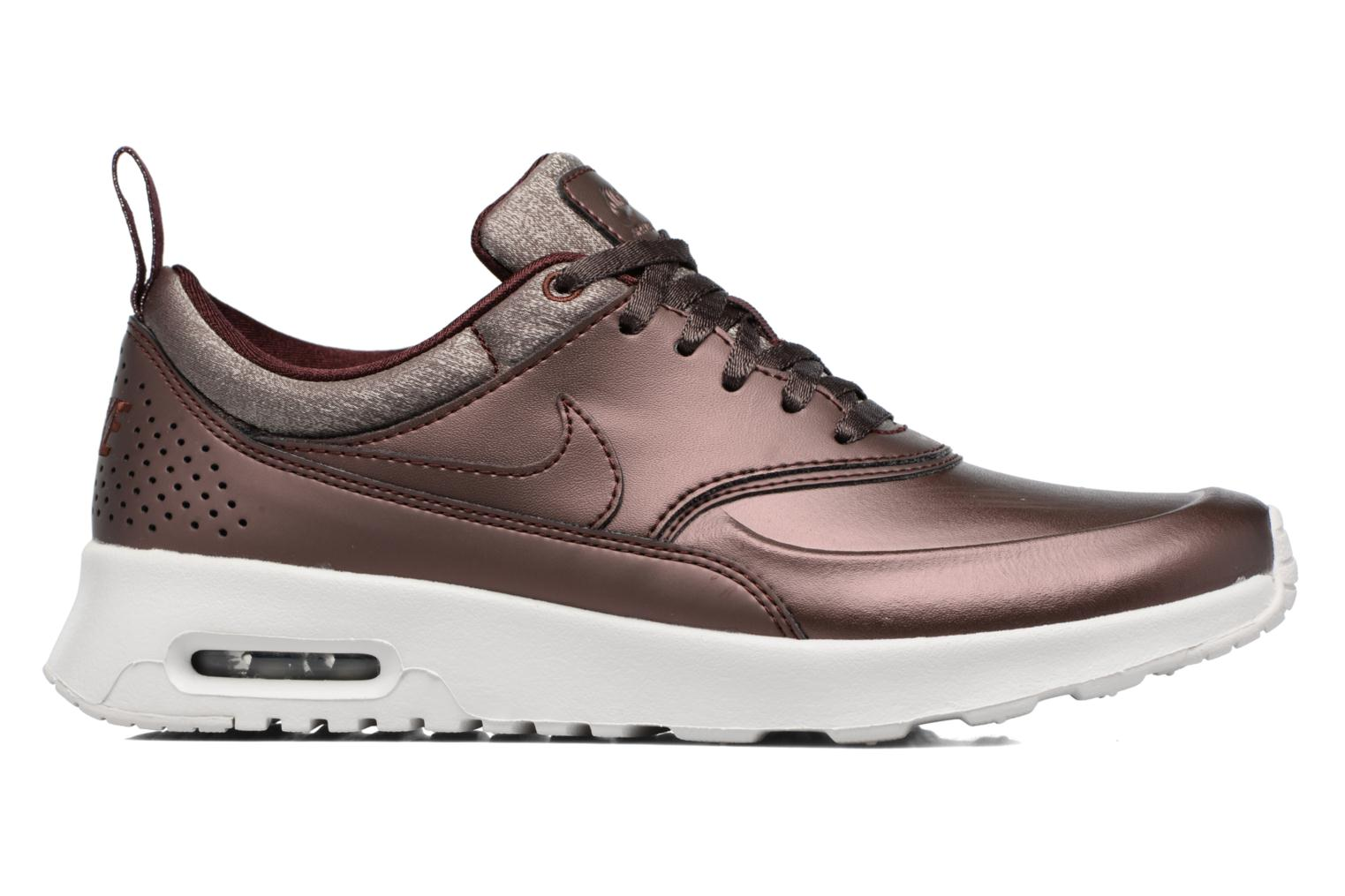 Trainers Nike Wmns Nike Air Max Thea Prm Purple back view
