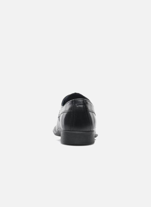 Chaussures à lacets Fluchos Alonso 8596 Noir vue droite