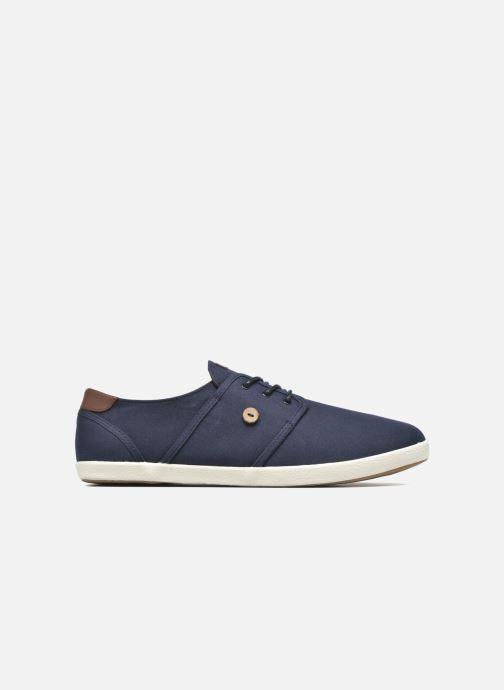 Sneakers Faguo Cypress Cotton Leather Azzurro immagine posteriore