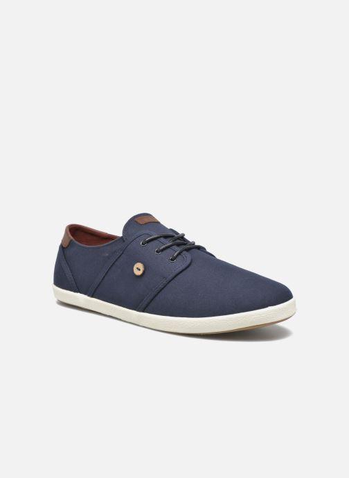 Sneakers Faguo Cypress Cotton Leather Azzurro vedi dettaglio/paio