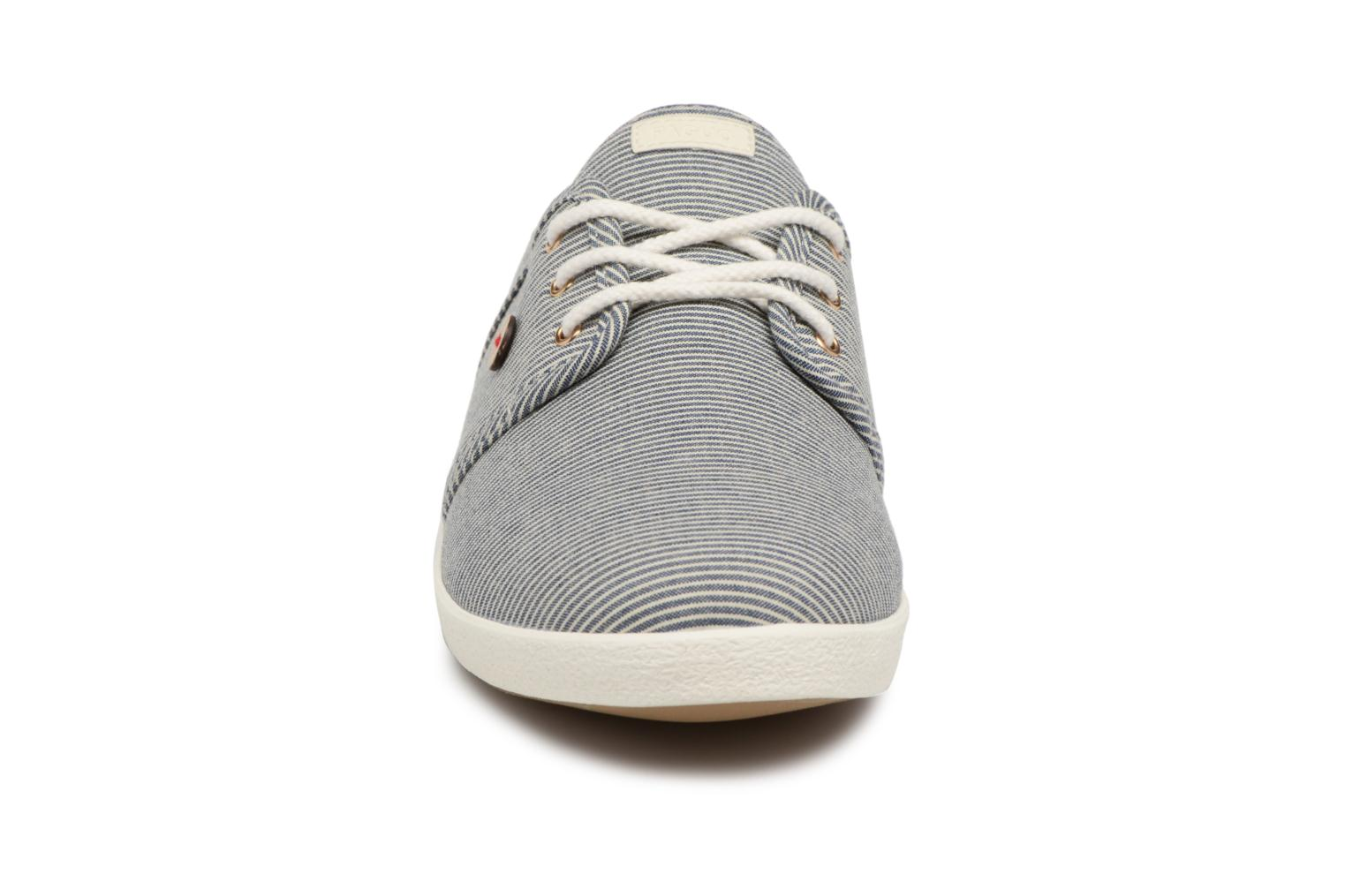Trainers Faguo Cypress Blue model view