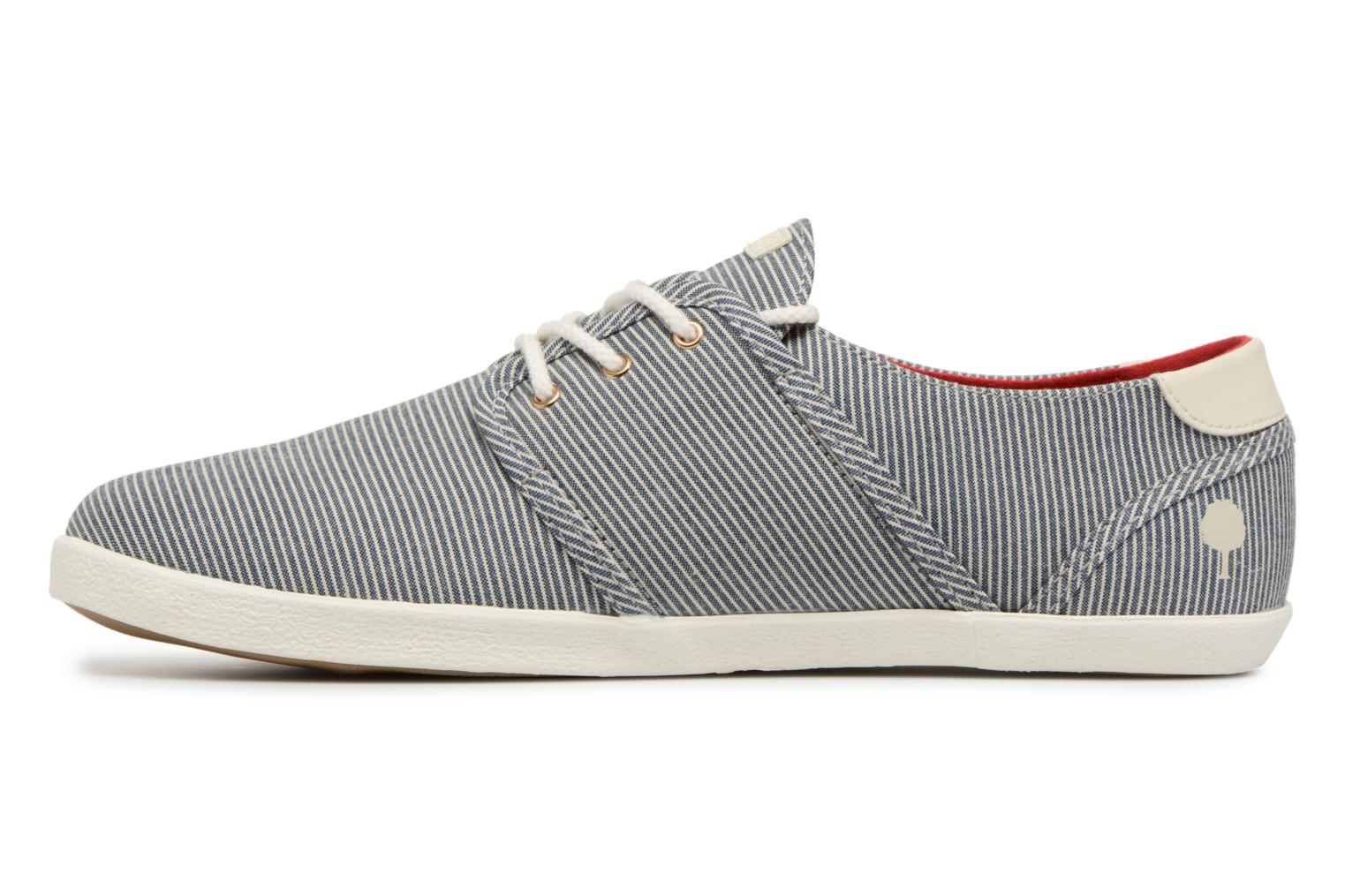 Trainers Faguo Cypress Blue front view