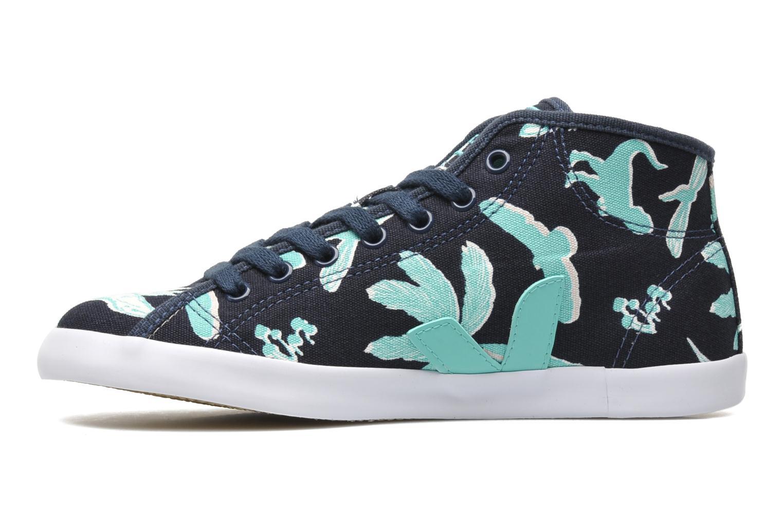 Sneaker Veja Taua Mid blau ansicht von vorne