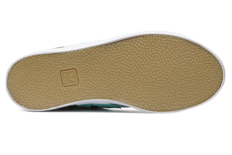Sneakers Veja Taua Mid Blauw boven
