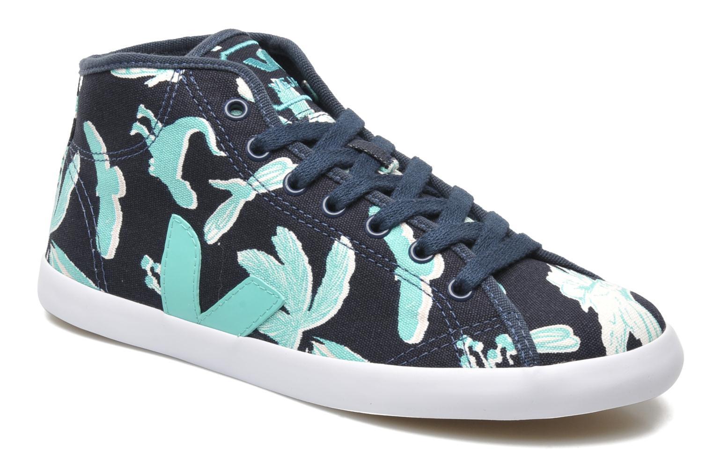 Sneakers Veja Taua Mid Blauw detail