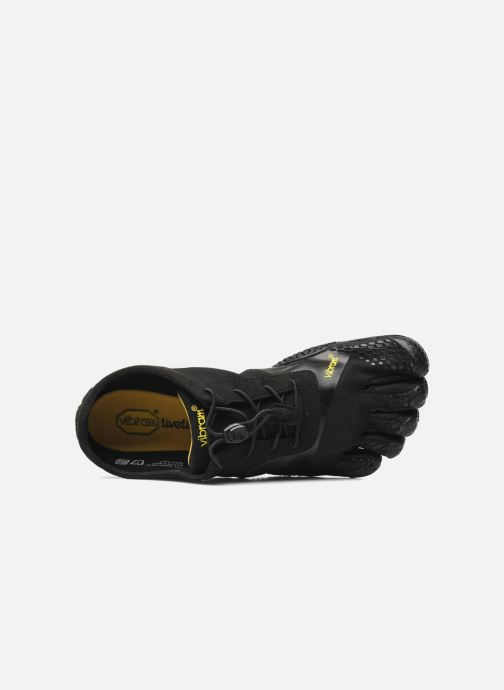 Chaussures de sport Vibram FiveFingers KSO-EVO Noir vue gauche