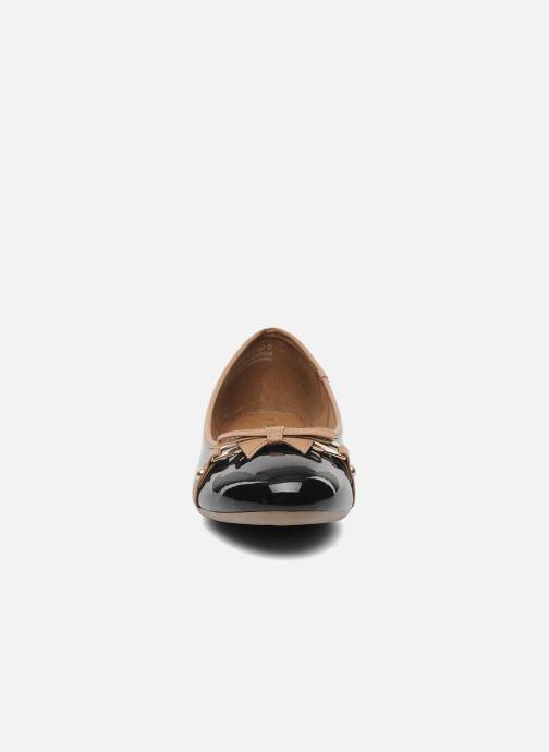 Ballerines Marco Tozzi Macha Noir vue portées chaussures