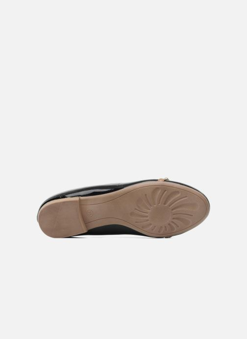 Ballet pumps Marco Tozzi Macha Black view from above