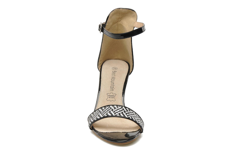 Sandaler Best Mountain Mocatre Multi bild av skorna på