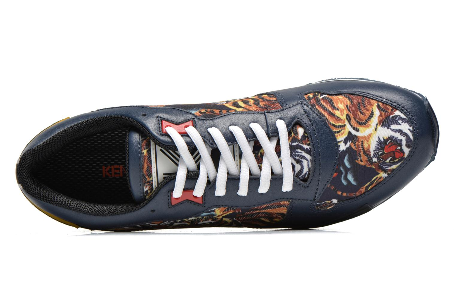 Baskets Kenzo Running Multicolore vue gauche