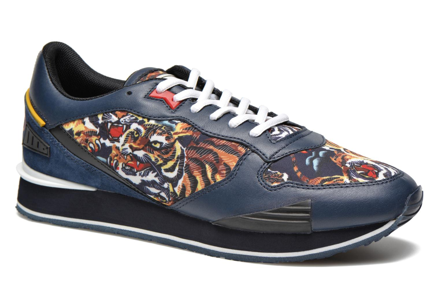 Baskets Kenzo Running Multicolore vue détail/paire