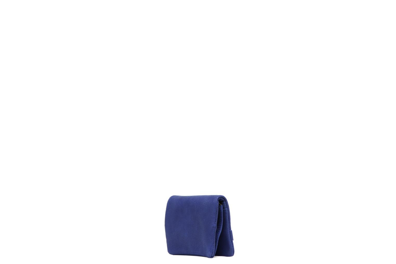 Petite Maroquinerie Nat & Nin Lilou Bleu vue droite
