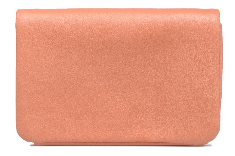 Portemonnaies & Clutches Nat & Nin Lilou rosa ansicht von vorne