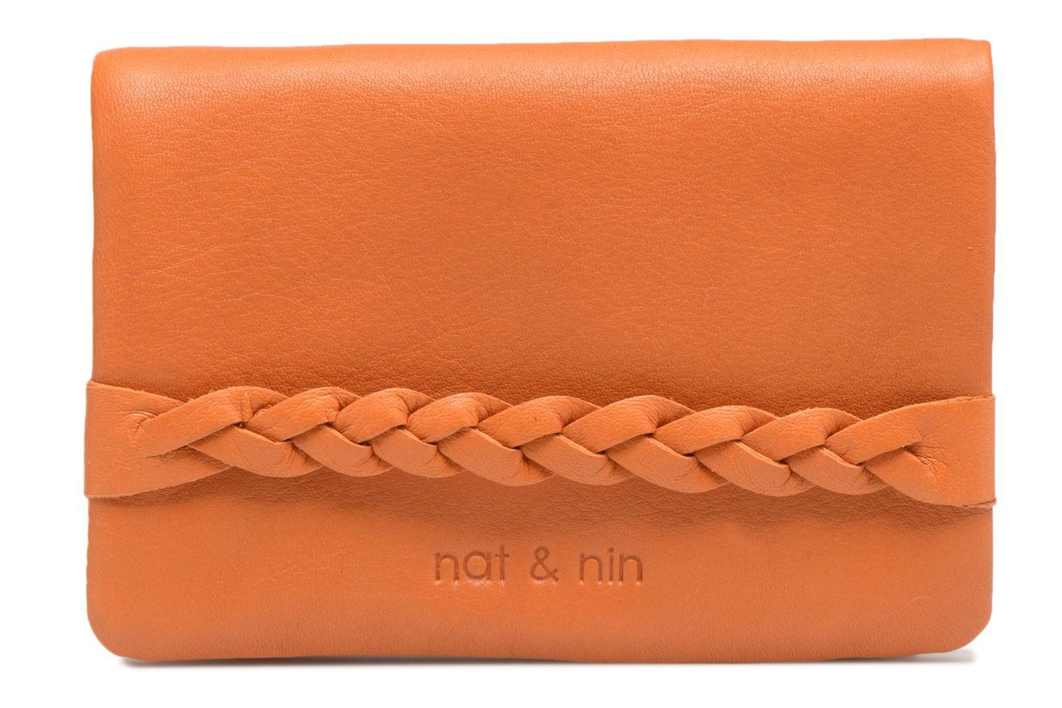 Wallets & cases Nat & Nin Lilou Brown detailed view/ Pair view
