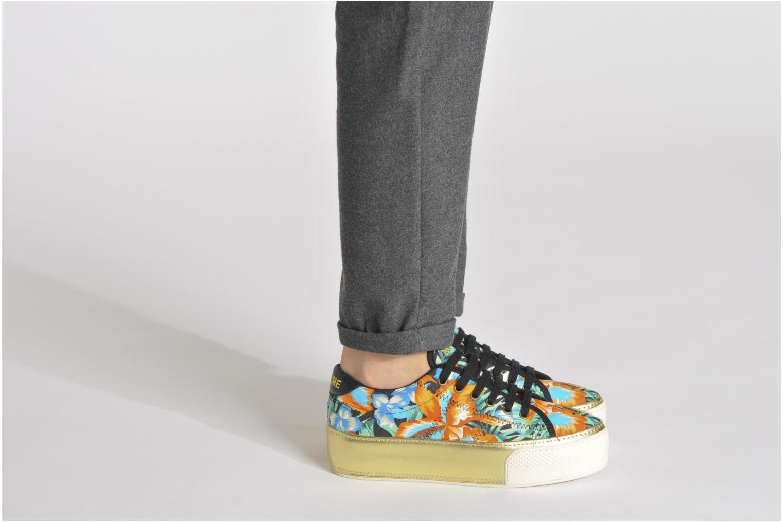 Baskets No Name Midnight Sneaker Multicolore vue bas / vue portée sac
