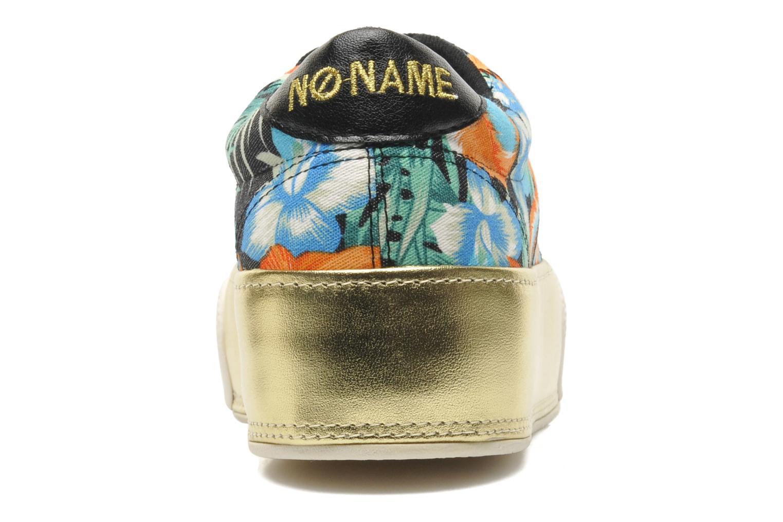 Baskets No Name Midnight Sneaker Multicolore vue droite